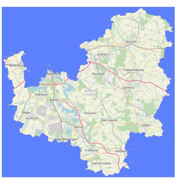Die Trainingsorte des AktivSport Saxonais