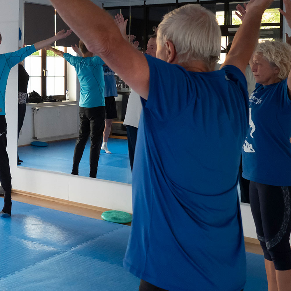 AktivSport Saxonia e.V. Gesundheitszentrum - Osteoporose