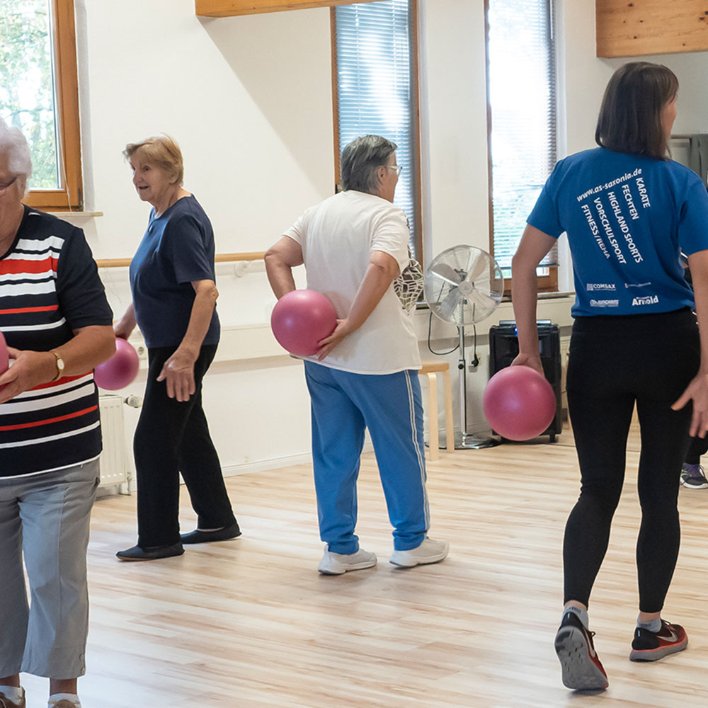 AktivSport Saxonia e.V. Gesundheitszentrum - Rheuma