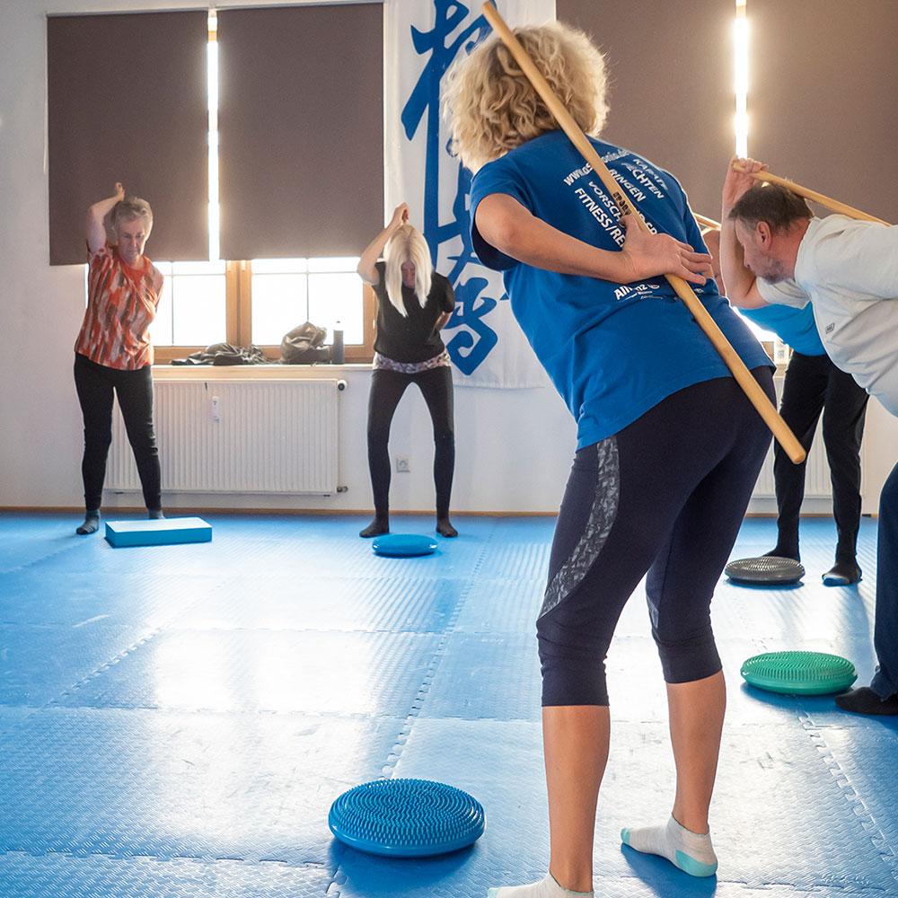 AktivSport Saxonia e.V. Gesundheitszentrum - Rückenschule