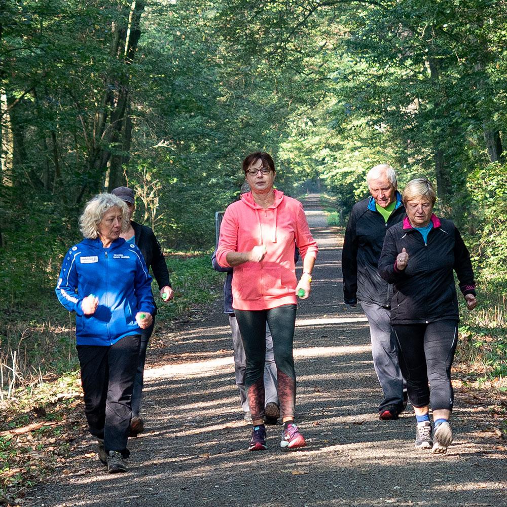 AktivSport Saxonia e.V. Gesundheitszentrum - Walking